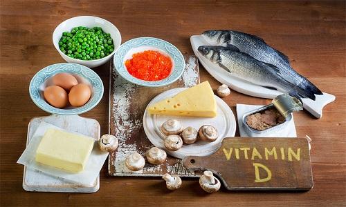 منابع ویتامین D3